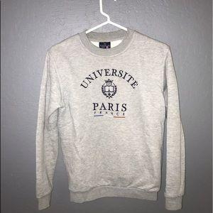 Université Paris Sweatshirt